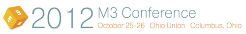 M3 Conference | Oct. 25-26 | Columbus, OH